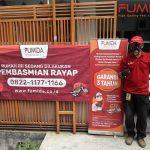Jasa Suntik Anti Rayap di Bekasi