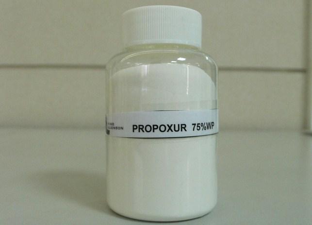 Gambar Bahan Propoxur dalam Cairan Anti Rayap