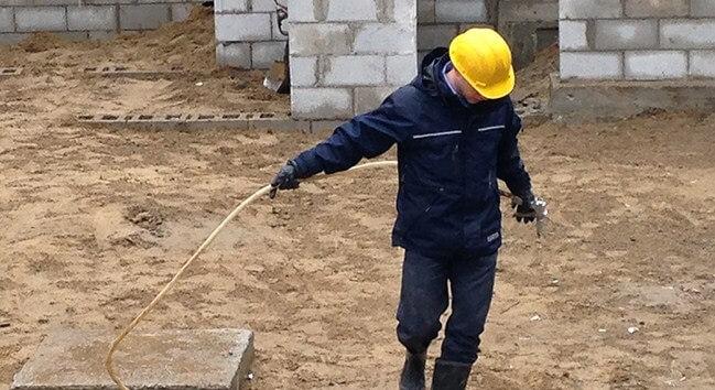 Gambar Harga jasa anti rayap pra konstruksi