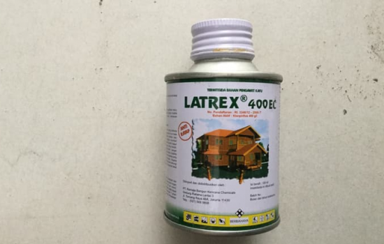 Gambar Obat rayap paling ampuh yang sangat murah, Latrex